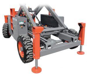 41 ft  – SJ8841RT SkyJack Mfg  Scissor Lift - Construction Equipment