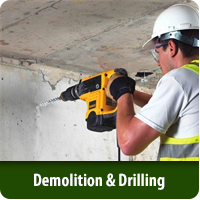 Demolition & Drilling