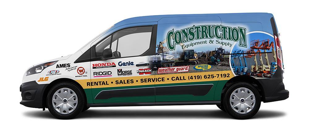 Van2 Construction Equipment Amp Supply